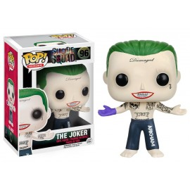 Heroes 96 POP - Suicide Squad - The Joker