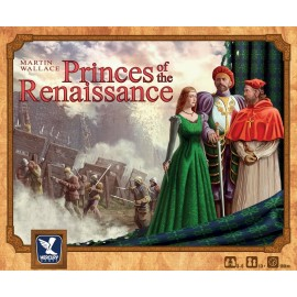 Princes of the Renaissance boardgame
