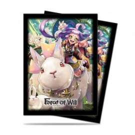 Force of Will A4 Kaguya standard Deckprotector sleeves (65p)