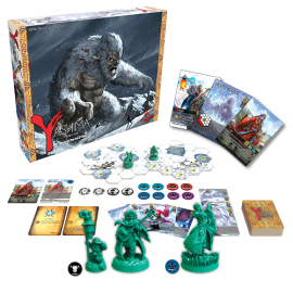 Yashima Legend of the Icy Peaks