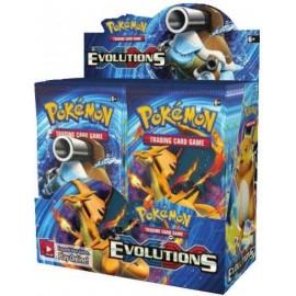 Pokémon XY12 Evolution Booster Display (36) Eng