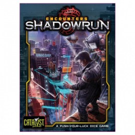 Shadowrun: Encounters Dice & Card Game
