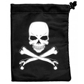 Treasure Nest Skull and Bones bag