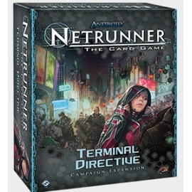 Android Netrunner LCG: Terminal Directive Campaign Expansion