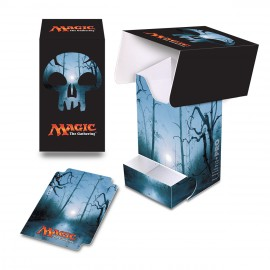 MTG Mana 5 Swamp Deck Box with tray