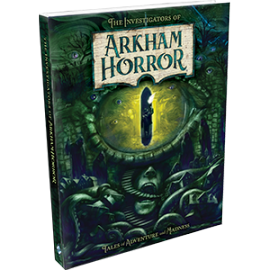Arkham Novel The Investigators of Arkham Horror