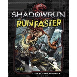 Shadowrun Run Faster Softcover