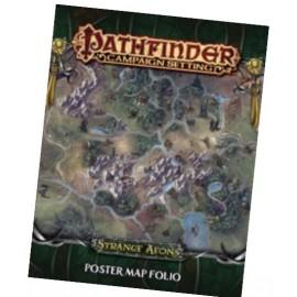Pathfinder Campaign Setting: Strange Aeons Poste Map Folio