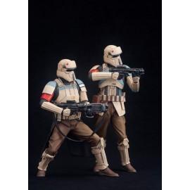Star Wars - Rogue I Scarif Stormtrooper 2-pack ARTFX+