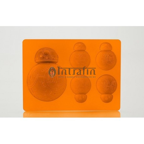 Star Wars BB-8 Silicone Ice Tray