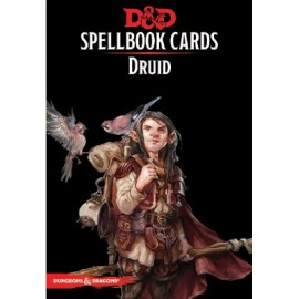 Dungeons & Dragons Spellbook cards Druid (131 cards)