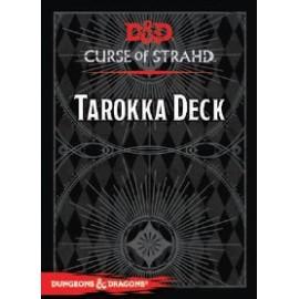 Dungeons & Dragons Curse of Strahd Tarokka Deck (54 cards)