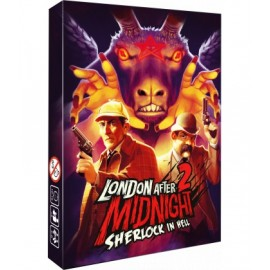 London After Midnight 2 (Sherlock in hell)