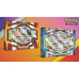 Pokémon Volcanion or Magearna Mythical collection Eng (per piece)
