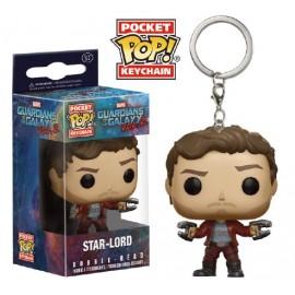 POP Keychain - Guardian ot Galaxy 2 - Star-Lord