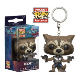 POP Keychain - Guardian ot Galaxy 2 - Rocket Raccoon