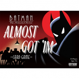 Batman The Animated Series Almost Got 'Im