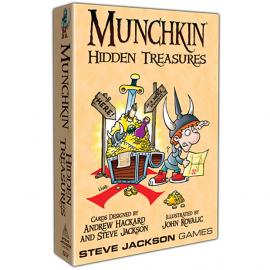 Munchkin Hidden Treasures