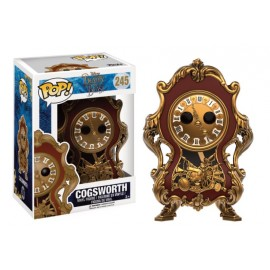 Disney 245 POP - Beauty and the Beast Live Action - Cogsworth