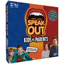 Speak Out Kids vs Parents (Dutch)