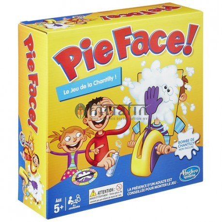 Pie Face (French)