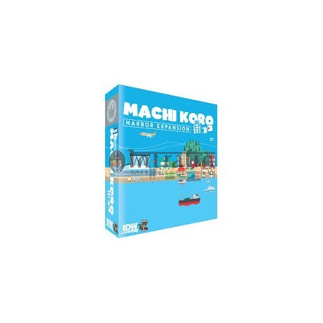 Machi Koro Harbor Expansion Pack
