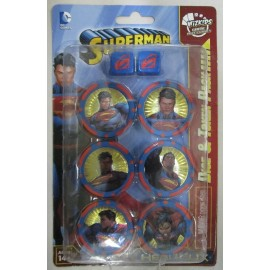 HC DC17 Superman Dice & Token Pack