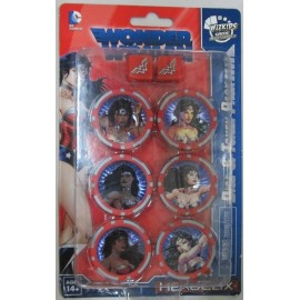 HC DC17 Wonder Woman Dice & Token Pack