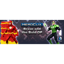 HC DC 2016 The Brave and the Bold Monthly OP Kit