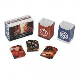 Dice Masters Civil War Team Box