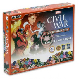 Dice Masters Civil War Collector'sBox