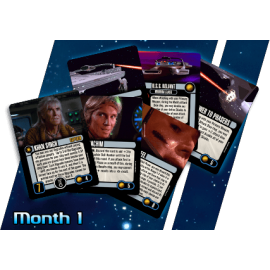 ST Attack Wing TCM Storyline OP kit 1- The Wrath of Khan