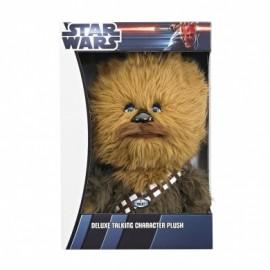 Star Wars - Talking Plush - 38cm Chewbacca Deluxe