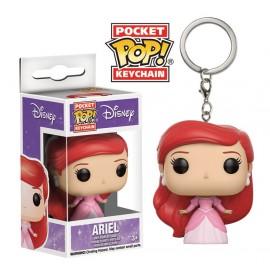 POP Keychain - Disney - Ariel in Ball Gown LIMITED