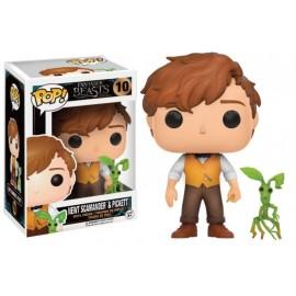 Movies 10 POP - Fantastic Beasts - Newt and Pickett LTD