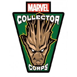 Pin Collector Corps - Marvel - Groot