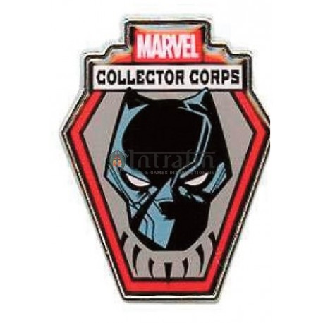 Pin Collector Corps - Marvel - Black Panther