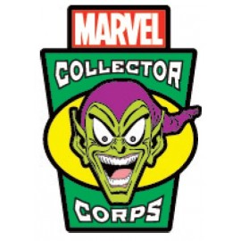 Pin Collector Corps - Marvel - Green Goblin
