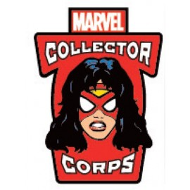 Pin Collector Corps - Marvel - Spider-Woman
