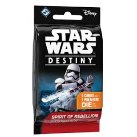 Star Wars Destiny TCDG: Spirit of Rebellion Booster Display (36)