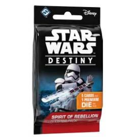Star Wars Destiny TCDG: Spirit of Rebellion Booster Pack