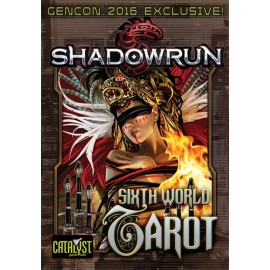 Shadowrun sixth world tarot