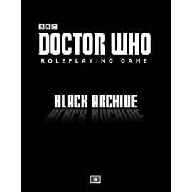 Dr Who RPG Black Archive