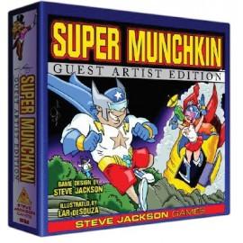 Super Munchkin Guest Artist Edition - Lar De Souza
