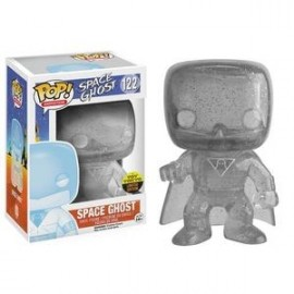 Animation 122 POP - Space Ghost - Clear Space Ghost EXCLUSIVE