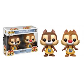 Disney 261 POP - Kingdom Hearts - Chip and Dale 2-pack