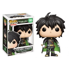 Animation 195 POP - Seraph of the End - Yuichiro Hyakuya