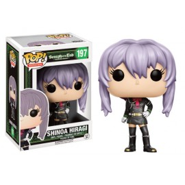 Animation 197 POP - Seraph of the End - Shinoa Hiragi