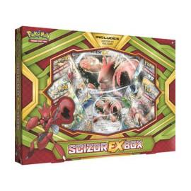 Pokémon Scizor Ex box Eng