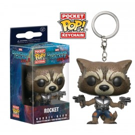 POP Keychain - Guardian ot Galaxy 2 - Rocket Raccoon